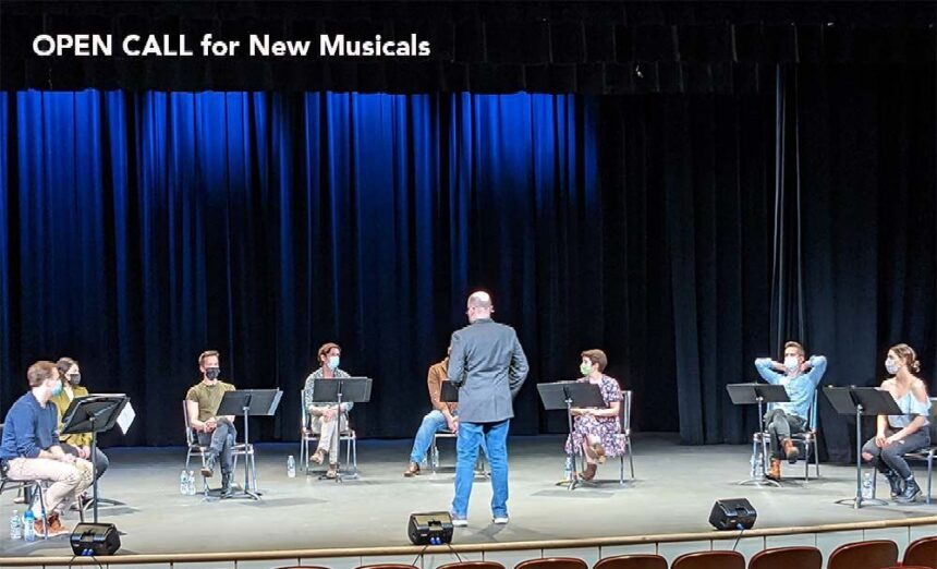 Open Call for New Musicals